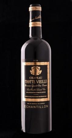 Château Trotte Vieille 2020 in Bordeaux Subskription AOC Saint Emilion Grand Cru 0,375L