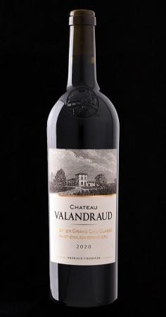 Château Valandraud 2020 in Bordeaux Subskription