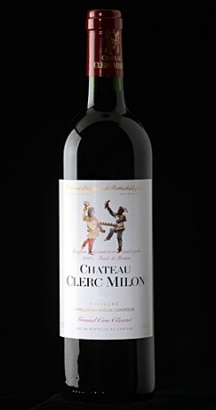 Château Clerc Milon 2015 Doppelmagnum AOC Pauillac
