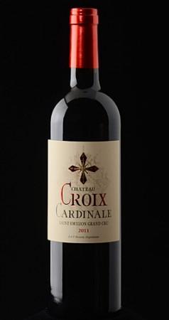 Château Croix Cardinale 2012 Doppelmagnum AOC Saint Emilion Grand Cru