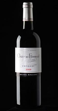 Château Fontenil 2020 in Bordeaux Subskription