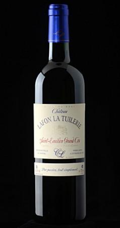 Château Lafon la Tuilerie 2017 AOC Saint Emilion Grand Cru 0,375L