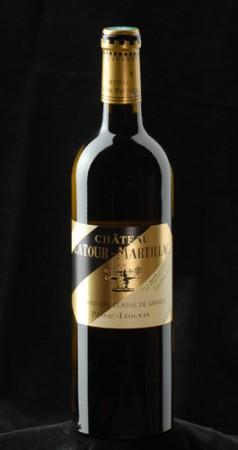 Château Latour Martillac weiss 1992