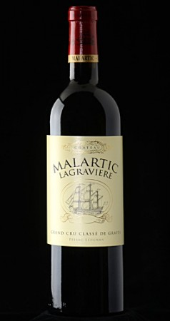 Château Malartic Lagravière rot 2015 Magnum AOC Pessac Leognan