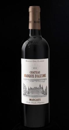 Château Marquis d'Alesme 2015 AOC Margaux