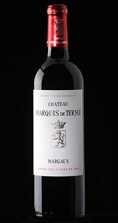 Château Marquis de Terme 2012 AOC Margaux