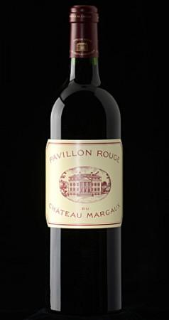 Pavillon Rouge 2020 in Bordeaux Subskription AOC Margaux