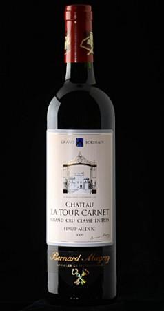 Château La Tour Carnet 2004 AOC Haut Medoc differenzbesteuert