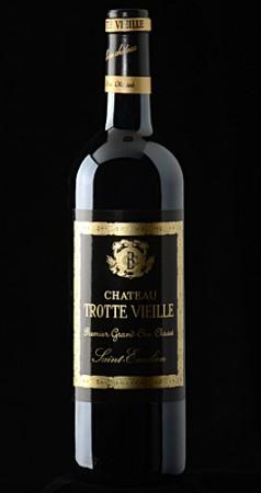 Château Trotte Vieille 2015 AOC Saint Emilion Grand Cru