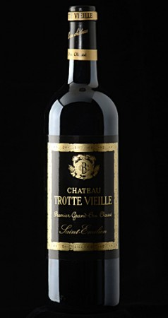 Château Trotte Vieille 1986 AOC Saint Emilion Grand Cru differenzbesteuert
