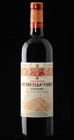 Château la Vieille Cure 2020 in Bordeaux Subskription