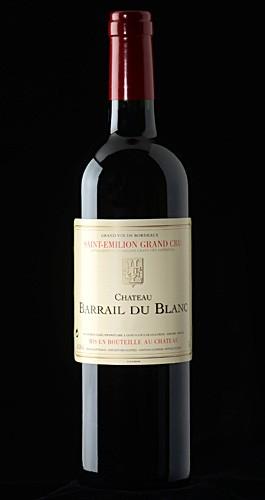Château Barrail du Blanc 2015 AOC Saint Emilion Grand Cru 0,375L