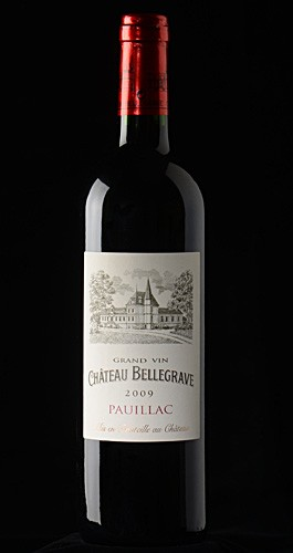Château Bellegrave 2015 AOC Pauillac 0,375L
