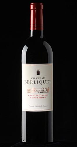 Château Berliquet 2015 AOC Saint Emilion Grand Cru 0,375L