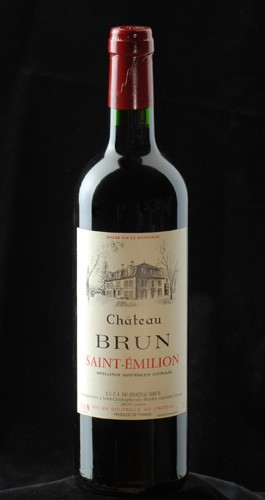 Château Brun 2005 AOC Saint Emilion