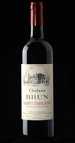 Château Brun 2009 Magnum AOC Saint Emilion