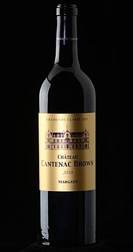 Château Cantenac Brown 2011 AOC Margaux - 0,375L