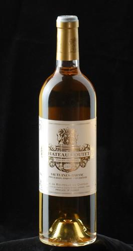 Château Coutet 1996 AOC Barsac 0,5L