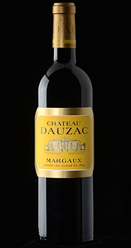 Château Dauzac 2014 AOC Margaux 0,375L
