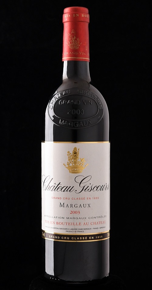 Château Giscours 2003 AOC Margaux