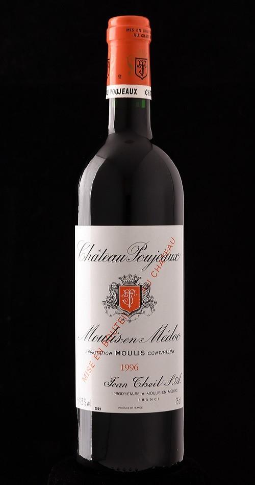Château Poujeaux 1996 AOC Moulis