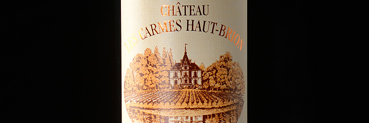 Chateau Les Carmes Haut Brion AOC Pessac Leognan