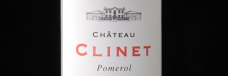 Chateau Clinet in Pomerol