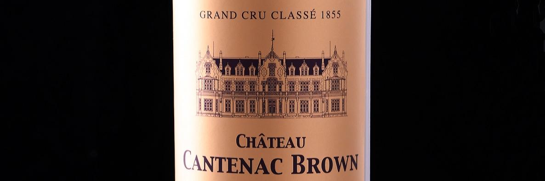 Chateau Cantenac Brown