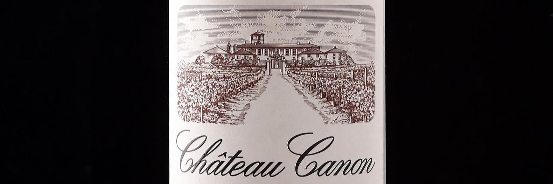 Etikett Château Canon