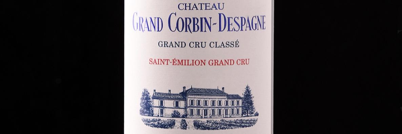 Chateau Grand Corbin Despagne