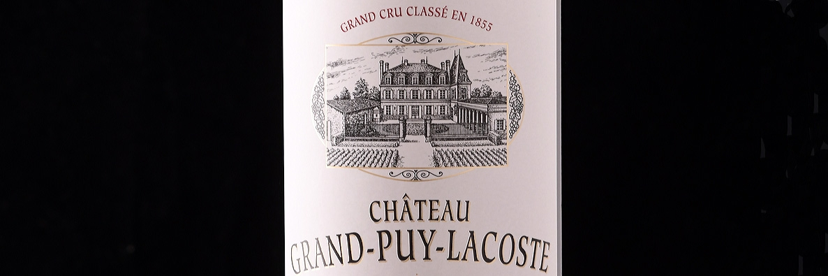 Chateau Grand Puy Lacoste