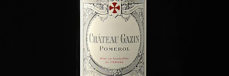 Chateau Gazin AOC Pomerol