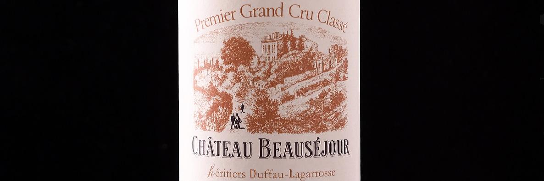 Chateau Beauséjour Duffau