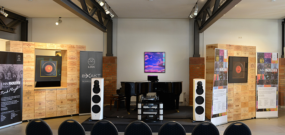 "LINN-Lounge ""Pink Floyd"""