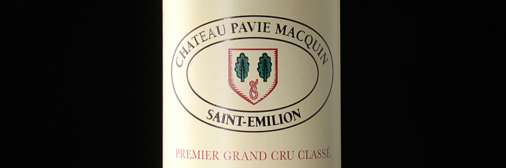 Chateau Pavie Macquin AOC Saint Emilion Grand Cru