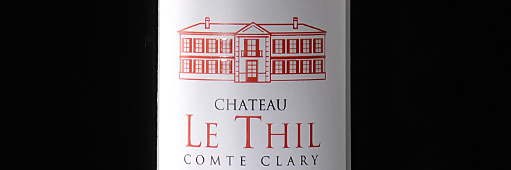 Le Thil Comte Clary rot