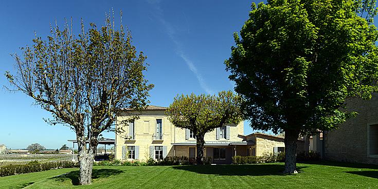 Chateau Tour Saint Christophe