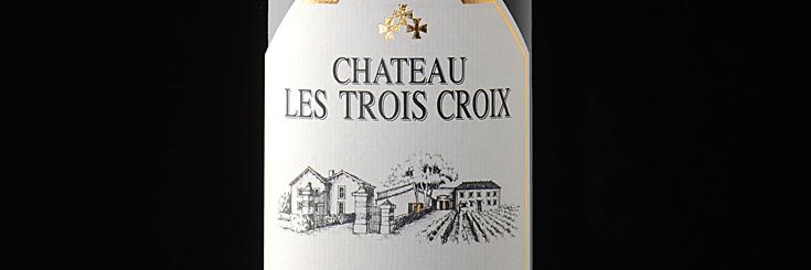 Chateau Les Troix Croix